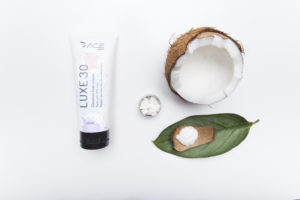 coconut foot moisturiser