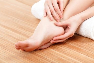 Home foot care tips